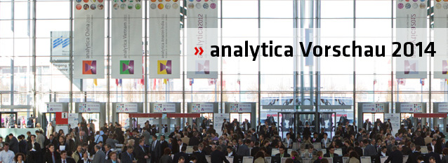 Produkthighlights analytica 2014