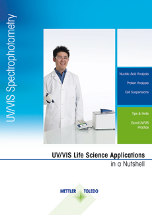 UV/VIS Spectrophotometry Applications in a Nutshell