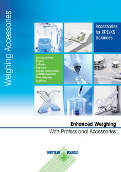 Enhanced Weighing With Professional Accessories